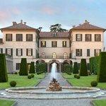 Villa Panza dall'esterno