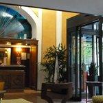 internal foyer