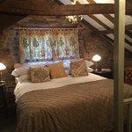 Bedroom in Field cottage