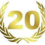 12 april 2014 zijn we 20 jaar open.
