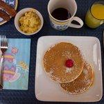 The great breakfast