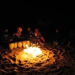 Noche en haimas bereber