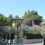 Hotel degli Olivi - Frontansicht