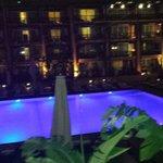 Vu piscine