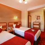 TWIN BEDDED ROOM QUALITY HOTEL COVENTRY