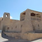 Mission in Acoma