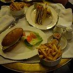 sandwichs pour les petites (grandes) faim ;-)