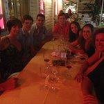 Dinner at La Gondola