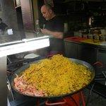 Fresh Batch of Paella