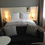 Luxury Zimmer Kingsize Bett