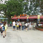 South Gate Ticket Counter