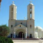 Koptische Kirche El Gouna
