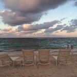 Sunset at Dawn Beach