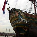 Amsterdam ship 3