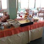 Sala da pranzo, colazione