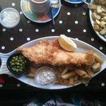 Fish Supper @ Jack McPhee's .....YUM!!