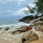 Пляж Nai Thon