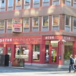 Tong Palace resmi