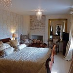 """The """"Old English"""" suite/room"""