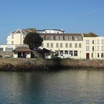 Fort D'Auvergne Hotel (from Havre de Pas swimming pool)