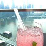 Go to Ku De Ta lounge for a drink with the view from the top instead of the observatory deck.