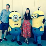 Meeting the minions !