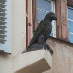 Le fameux corbeau