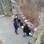 Pic Nic on the Great Wall