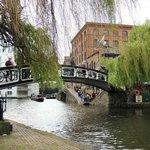 CAMDEN TOWN CANAL ET ENTREPOTS
