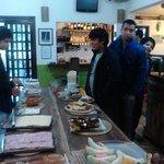 Café da Manhã na Pousa das Cavernas