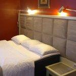 Sanctuary Suite comfy bed