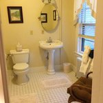 Silver Cascade Bathroom