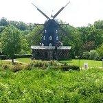 Malmohus park windmill