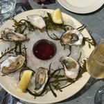 Oysters at Farmstead