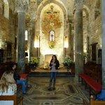 Chiesa di San Cataldo - Navata Centrale, i mosaici