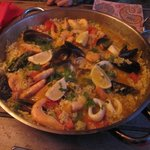 PAELLA!! Highly recommended