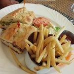 Fish Burger ;-)