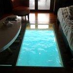 OWB glass floor
