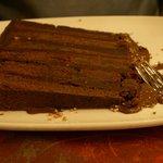gateau au chocolat façon rocher