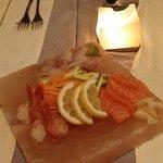 sashimi su sale!