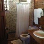 bath, cottage 5