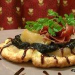 Tatin de Boudin Noir aux Pommes