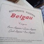 Erste Klasse bei Fischliebhabern ! Restaurant Belgau Caorle !