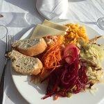 Lovely fresh food :)