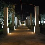 Masseria Vittoria entrance