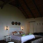 Lower Bank Cottage Room