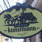 Kunstmann Gerrman-style beer.