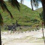 "Der ""Thor-Heyerdal-Moai"""