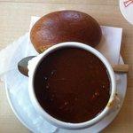 goulash ... eccellente e piccante