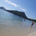 Shoal Bay beach, simply gorgeous